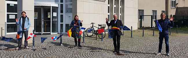 Europa zum Anfassen: Den Lebenslauf aufpolieren und Auslandsluft schnuppern im Freiwilligendienst ESK