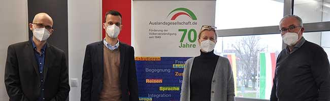 Dortmund international: Auslandsgesellschaft baut eine Netzwerkstelle für Städtepartnerschaften in NRW auf
