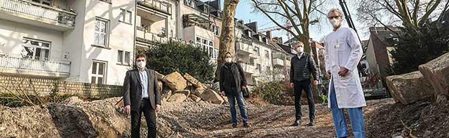 St. Johannes-Hospital Dortmund vergrößert sich: Krankenhaus bekommt einen Erweiterungsbau für die Kardiologie