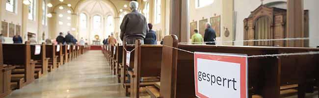 Anmeldungen für Oster-Gottesdienste der katholischen Kirche – Infos dazu gibt es auf den Internetseiten der Gemeinden