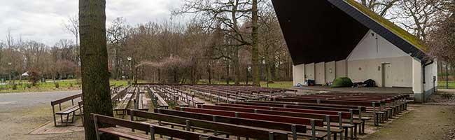 Bezirksvertretung freut sich über geplanten Umbau des Zuschauer*innenbereichs vor der Konzertmuschel