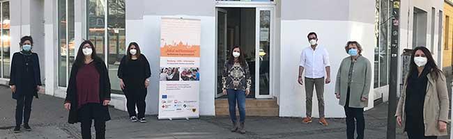 """""""lokal willkommen"""" nun auch in der Nordstadt: Das Dortmunder Integrationsnetzwerk eröffnet sein siebtes Büro"""