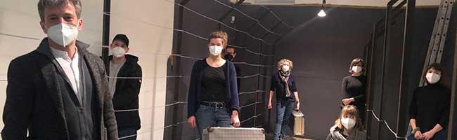 """,,Thermo-Elektronischer Kaugummi"""" im Museum Ostwall: Forschung zur Nutzung und Erhaltung des Kunstwerks"""