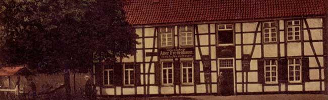 SERIE Nordstadt-Geschichte(n): Drei Heinrich Schröder schufen am Fredenbaum eine gastronomische Institution