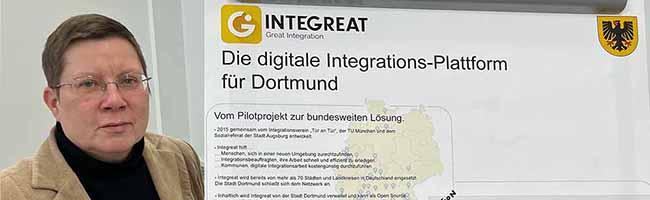 """Die """"Integreat""""-App startet: Neues Integrations- und Info-Angebot für alle Neuzugewanderten in Dortmund"""