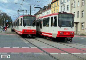 Stadtbahnlinie U41. Foto: Alex Völkel