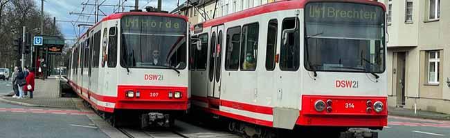 Mehrbelastung für Beschäftigte und Fahrgäste: DSW21 zieht nach einem Jahr Corona positive Bilanz im ÖPNV in Dortmund