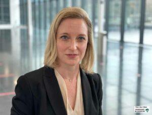 In Dortmund kennt man Heike Marzen unter anderem als Leiterin der Thier-Galerie, die sie bis 2018 sechs Jahre lang erfolgreich managte.