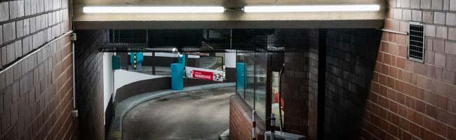 Mehr Sicherheit und Komfort: Stadt Dortmund plant Modernisierung und Sanierung der Tiefgarage Konzerthaus