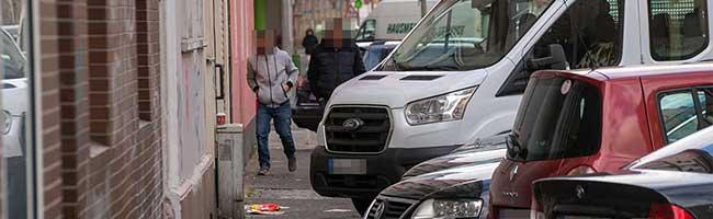Nordstadt-Bezirksvertreter*innen wollen Parkverbot für Laster und Autos in der Bergmann- und Scheffelstraße