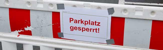 """Erneuter """"Querdenken""""-Autokorso in Dortmund: Parkplatz der Universität blieb für Impfgegner*innen verschlossen"""