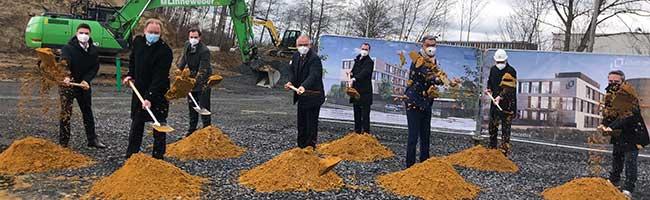 Erster BIM-basierter Bauantrag deutschlandweit: Spatenstich für Dortmunder Familienunternehmen Louis Opländer