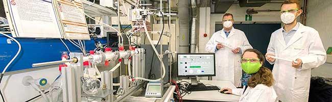 Coronatests für den Präsenzbetrieb an der TU Dortmund – Probephase für hybrides Sommersemester beginnt im März