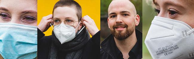 """Im Gespräch zum Thema """"Impfen gegen Covid"""": Über Ängste und Nebenwirkungen, von Freiheit und Solidarität"""