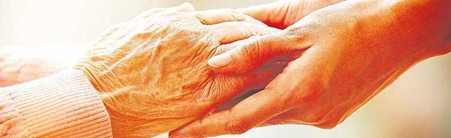 """Online-Ausbildung für Sterbebegleiter*innen beim neuen """"Ambulanten Erwachsenen Hospizdienst Dunkelbunt"""""""