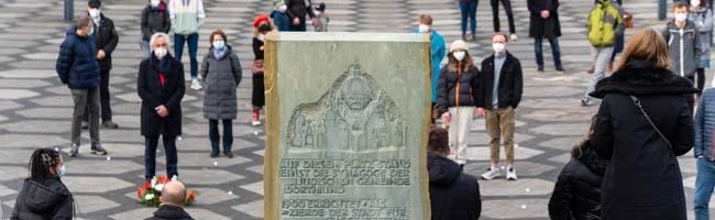Jom haShoa-Gedenken in Dortmund: Stille Trauer, Würdigung, Mahnung – auf dass es nie wieder möglich sei