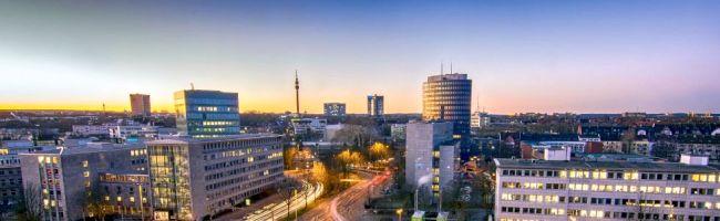 Entwicklungaufdem Dortmunder Grundstücks- und Immobilienmarkt 2020: bislang keine Corona-Effekte