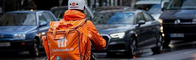 In der Krise boomt das Liefergeschäft in Dortmund: Scharfe Kritik an den Arbeitsbedingungen bei Lieferando
