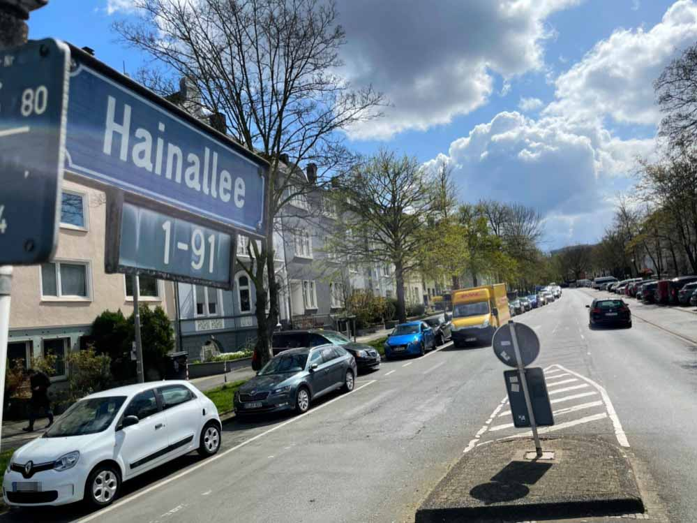 Gro-er-Parkdruck-in-der-Innenstadt-von-Dortmund-Das-ist-die-Planung-f-r-die-neue-Bewohnerparkzone-Hainallee-