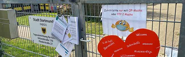 Neubauprogramm: Die Stadt Dortmund will bis zum Jahr 2028 insgesamt 175 Millionen Euro in neue Kitas investieren