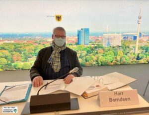 Hendrik Berndsen ist Vorsitzender im Ausschuss Mobilität, Infrastruktur und Grün (AMIG). Foto: Alex Völkel
