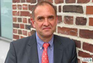 Der kommissarische CDU-Vorsitzende Sascha Mader. Foto: Alex Völkel