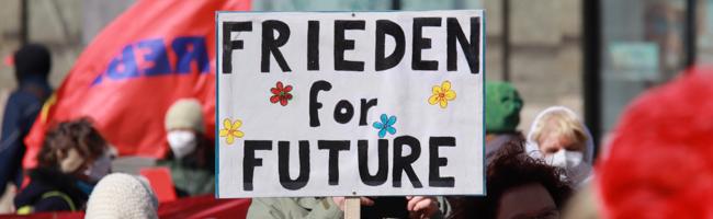Ostermarsch Rhein-Ruhr endet in Dortmund: Forderungen nach Abrüstung und Frieden bleiben auch in der Pandemie