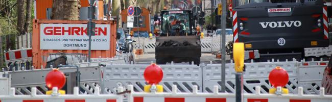 Emissionsfrei und flott durch´s Ruhrgebiet: In Dortmund hat der Bau des Radschnellweges Ruhr (RS 1) begonnen