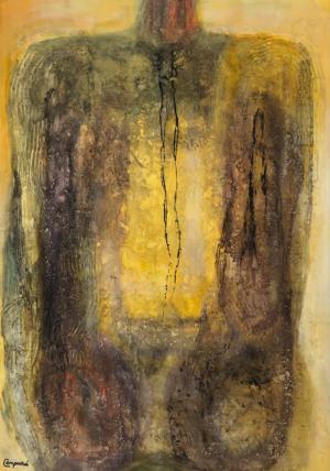 Titelbild der Ausstellung von Rafael Campana Ochoa.