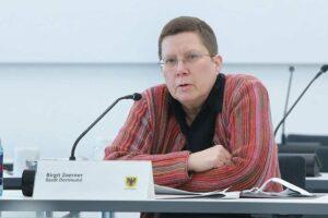 Gesundheitsdezernentin Birgit Zoerner. Foto: Anja Cord