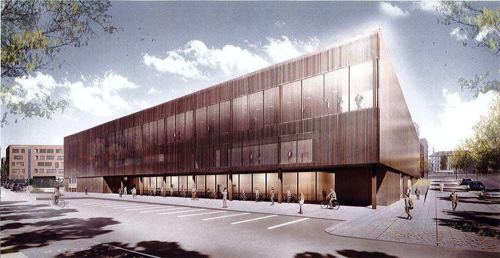 Den ersten Preis erhielt das Büro Baur Consult Architekten Ingenieure aus Haßfurt.