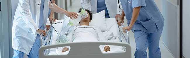Weniger Notfallbehandlungen in der Pandemie: Bei Schlaganfall und Herzinfarkt zählt jede Minute – sofort 112 anrufen