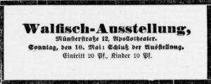 Werbeinserat (Dortmunder Zeitung, 10.05.1896)