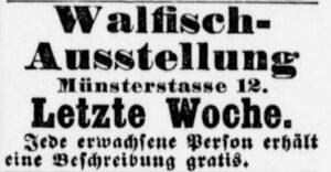 Werbeinserat (Dortmunder Zeitung, 07.05.1896)