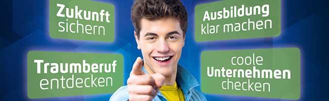 """Ausbildungsplätze online bei der """"AzuBeYou"""": Virtuelle Messe mit vielen Unternehmen aus Dortmund am 8. und 9. Juni"""