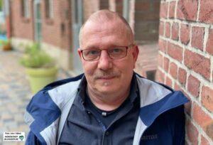 Andreas Lieven ist Speditionsdisponent, Ersatz-Tagesvater und Fraktionschef der SPD in der BV Lütgendortmund.