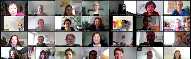 """""""Schaffen die Frauen die Krise? Schafft die Krise die Frauen?"""" – Online-Fachtagung zum Thema Corona in Dortmund"""