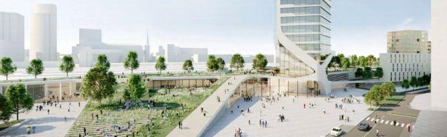 Hohe Beteiligung: Bürger*innen liefern Ideen zur Gestaltung des neuen Parks am Dortmunder Hauptbahnhof