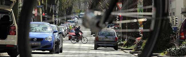 Radschnellweg statt Autobahn: Demo für mehr Tempo beim RS1 – B1 und B54 werden vorübergehend zu Radschnellwegen