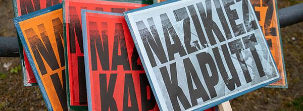8. Mai – Tag der Befreiung: Mehrere Versammlungen erinnern an das Kriegsende und die Befreiung vom Nationalsozialismus