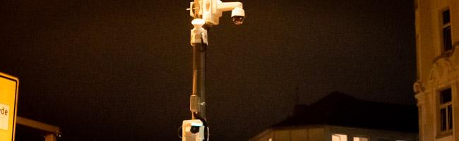 Läuft die Videoüberwachung entlang der Münsterstraße auch nach 24 Uhr? – Die Polizei Dortmund dementiert das