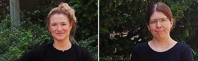DIE LINKE. Dortmund tritt mit den Direktkandidatinnen Ann-Christin Huber und Sonja Lemke zur Bundestagswahl an