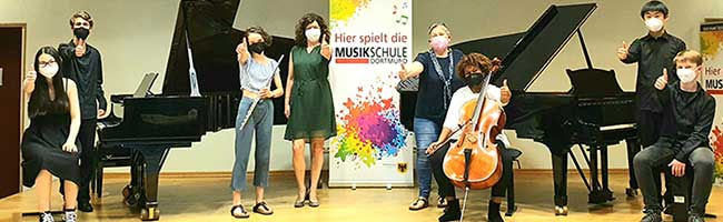 """Junge Virtuos*innen: Talente aus Dortmund begeistern beim Landes- und Bundeswettbewerb von """"Jugend musiziert"""""""