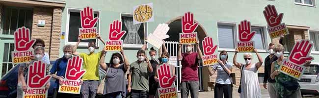 Bundesweiter Aktionstag – Bündnis fordert sechsjährigen Mietenstopp und mehr sozialen Wohnungsbau in Dortmund