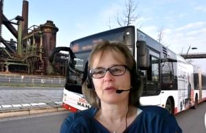 Bettina André, Verkehrsplanerin bei DSW21.