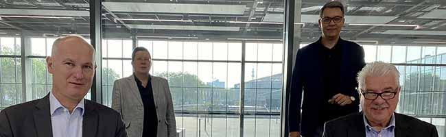 Neuer Chef für das städtische Klinikum Dortmund: Rat wählt Marcus Polle zum Nachfolger von Rudolf Mintrop