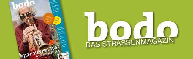 """Hilfe für Obdachlose: Thunberg, Laschet, Silvertrust – Das Straßenmagazin """"bodo"""" für Dortmund und Bochum im Juli 2021"""