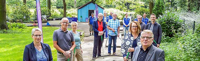 Ferienspaß auch ohne Reise: Diakonie bietet Bootsverleih und Minigolf im Fredenbaumpark in der Nordstadt an