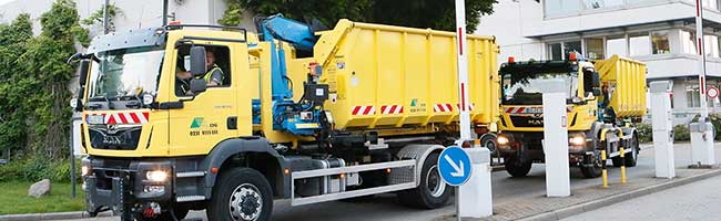 """""""Helfen ist jetzt unsere Pflicht!"""" EDG hilft in Hagen, Solingen und Lüdenscheid bei der Beseitigung der Hochwasserschäden"""