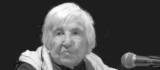 Sie überlebte den Holocaust, engagierte sich zeitlebens in Deutschland als Antifaschistin – Esther Bejarano (96) ist tot